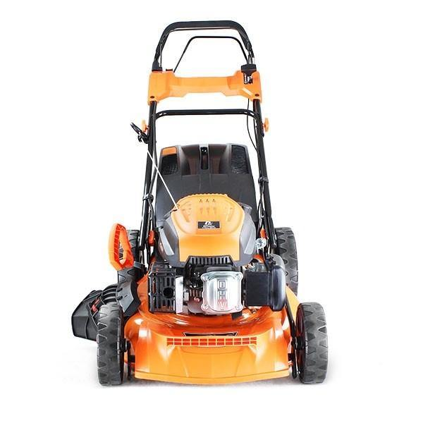 "P1PE P5100SPE 20"" 173cc Petrol Self Propelled, Electric Start Rotary Lawn Mower - Free 600ml oil"