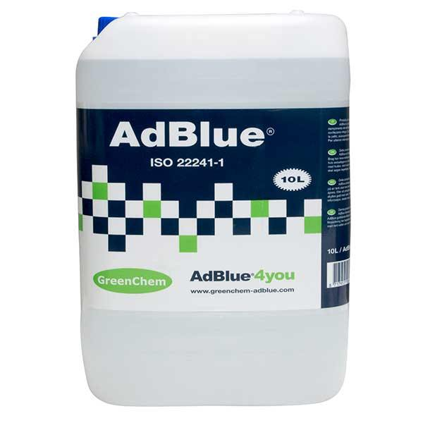 Ad Blue 10L - HWB Car Parts