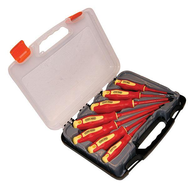 7pc VDE Screwdriver Set