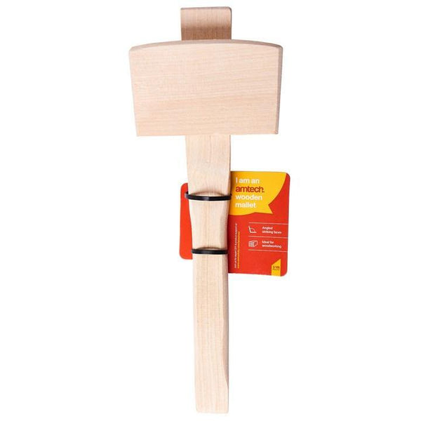 "4 1/2"" Wooden Mallet - HWB Car Parts"