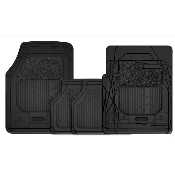 Audi Tailored Car Mat Set - HWB Car Parts