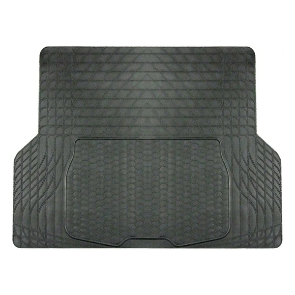 Black Universal Boot Mat - HWB Car Parts
