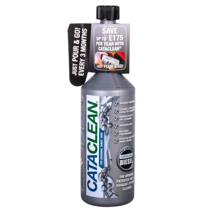 Cataclean Diesel Additive 500ml - HWB Car Parts