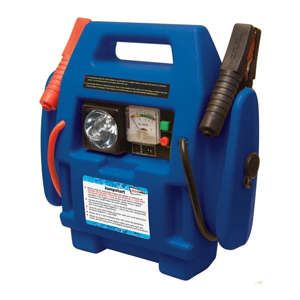 Emergency Jump Start 260psi Air Compressor - HWB Car Parts