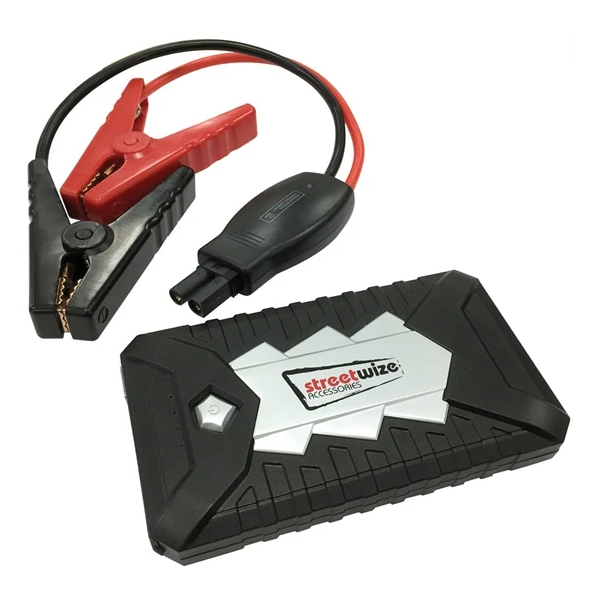 Emergency Jumpstarter & Portable Powerbank 8000mAh - HWB Car Parts