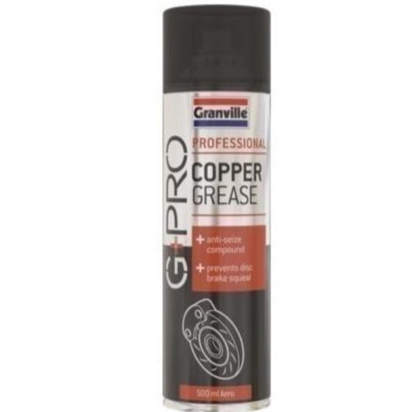 Granville Professional Copper Grease 500ml