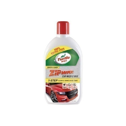 Turtle Wax Zip Wax 1L Shampoo - HWB Car Parts