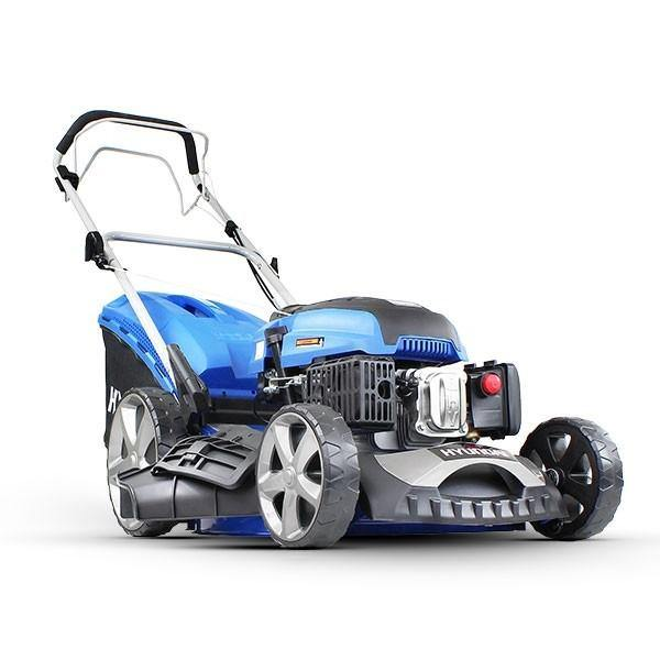 Refurbished Hyundai HYM510SP Self Propelled 173cc Petrol Lawn Mower - HWB Car Parts