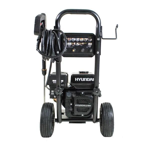 Hyundai HYW3100P 2800psi 212cc Petrol Pressure Washer - HWB Car Parts