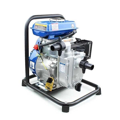 "Hyundai HY25-4 25mm / 1"" Portable 4-Stroke Petrol Clean Water Pump - HWB Car Parts"