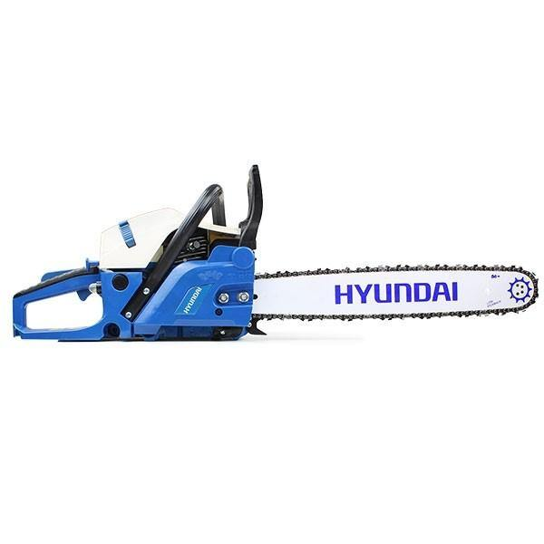 "Hyundai HYC6220 62cc 20"" Petrol Chainsaw - HWB Car Parts"