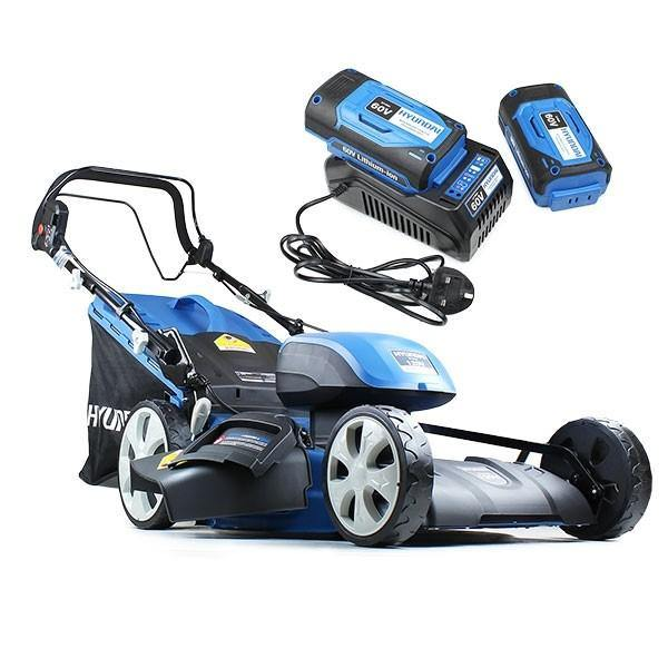 Hyundai HYM120LI510 60v Battery Powered Self Propelled Lawn Mower - HWB Car Parts