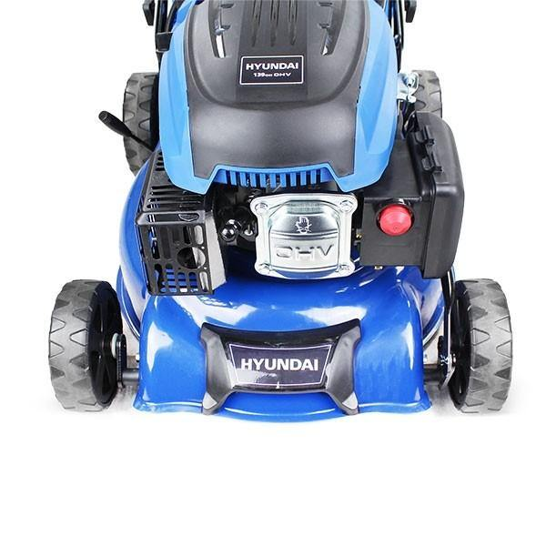 Refurbished Hyundai HYM430SPE Self Propelled Petrol Lawn Mower - HWB Car Parts