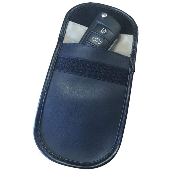 Keyless Signal Blocker Key Pouch - HWB Car Parts