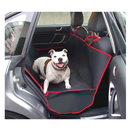 Pet Vehicle Rear Seat Protection Cover - HWB Car Parts