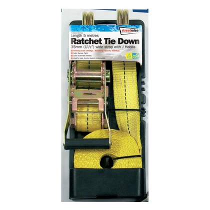 Ratchet Tie Down - HWB Car Parts