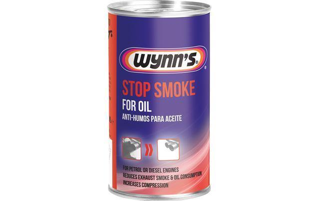 Wynns Stop Smoke Oil Treatment 325ml - HWB Car Parts