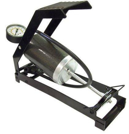 Single Barrel Foot Pump - HWB Car Parts