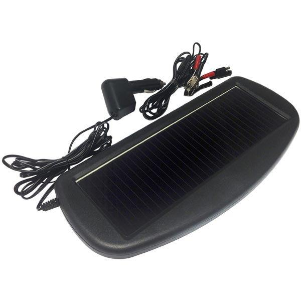 Solar Battery Charger 1.5 Watt - HWB Car Parts