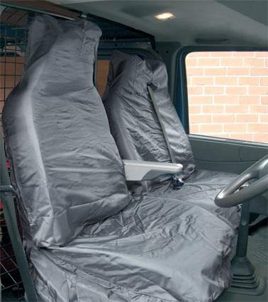 Van Seat WR Cover Set - Grey
