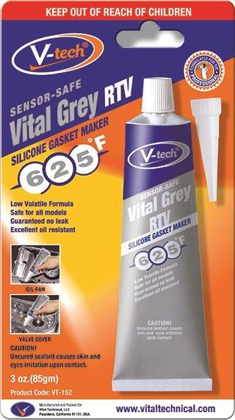 Vital Grey RTV - HWB Car Parts