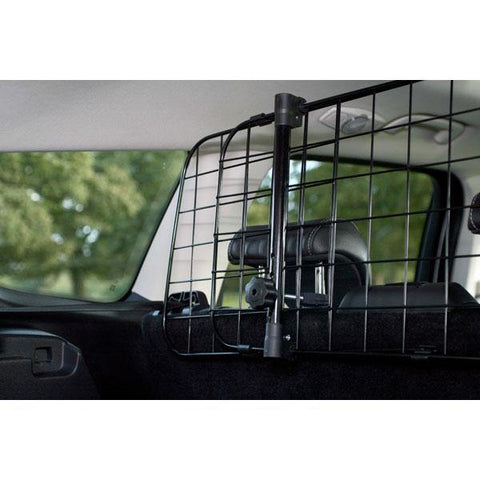 Sakura Headrest Mesh Dog Guard - Black