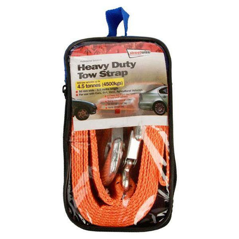 Streetwize 4.5 Tonne Towing Belt - HWB Car Parts