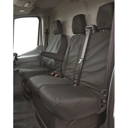 Volkswagen Transporter T5 & T6 Van Seat Covers - HWB Car Parts