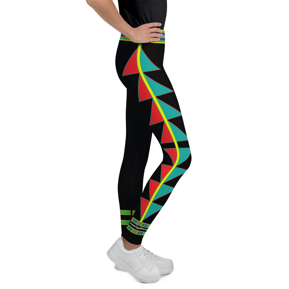 Centered Youth Leggings 8-20y