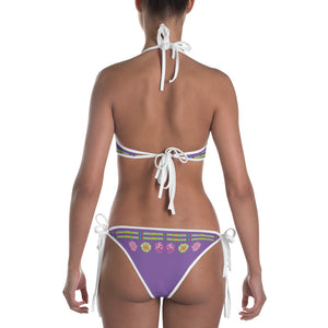 """I Love Me"" Bikini by Sweet Sage Woman"