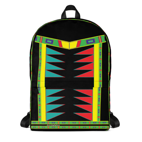 Centered Backpack