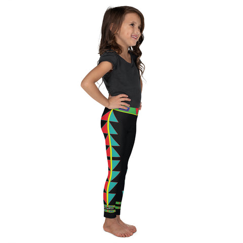 Centered Youth Leggings 2T-7