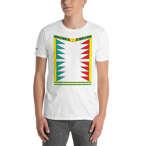 Centered Short-Sleeve Unisex T-Shirt