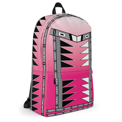 Centered Pink Fade Backpack