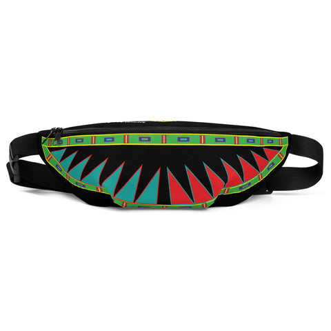 Centered Fanny Pack