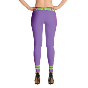 """I Love Me!"" Sweet Sage Woman Leggings"
