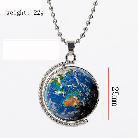 Jewelry patrioticprideplus rotatable world map pendant necklace gumiabroncs Choice Image