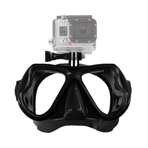 Camera Mount Diving Mask Oceanic Scuba, Goggles For GoPro Action Camera