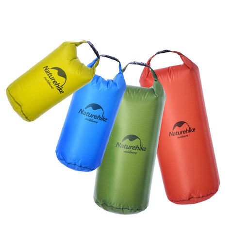 Naturehike Portable 5-30L Waterproof Bag, Ultralight Storage Dry Bag - MooBooExpress