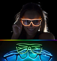 Party Light Glasses Personalized Glasses, Funny Party Supplies