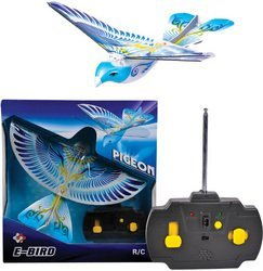 Micro Flapping Wing Indoor Fly Birds RC Airplane - MooBooExpress