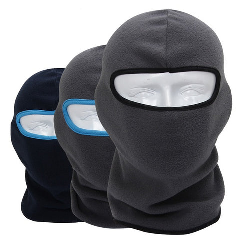 Warm Full Neck Face Cover Skiing Cycling, Ski Mask Beanie Hat Hood - MooBooExpress