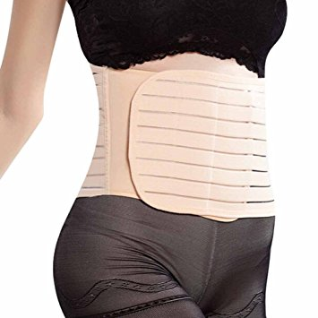 Belly Tummy Support Belt, Slim Girdle Corset Abdominal Binder