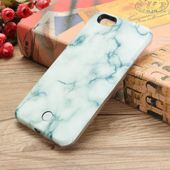 3D Marble LED Light Glowing Case for iPhone 6/6s Plus 7/7 Plus 8/8Plus