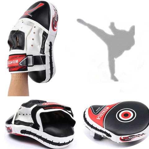 Boxing Training Punch Pads, Hand Target Focus MMA-Muay Thai-Boxing