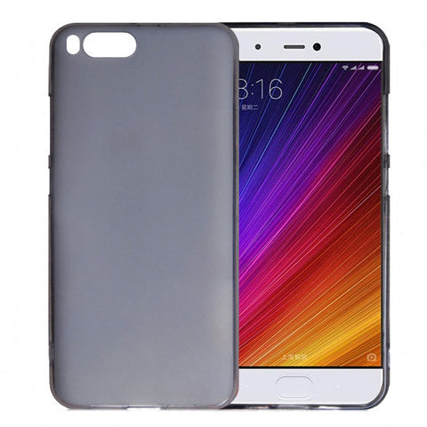 Silicone Protective Back Cover Case For Xiaomi Mi6 Mi 6