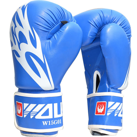 Adults Boxing Gloves, MMA Muay Thai Boxe De Luva Mitts Equipment