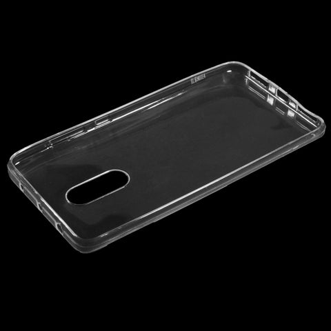 Ultra Thin Transparent Soft Back Case For Xiaomi Redmi Note 4 - MooBooExpress