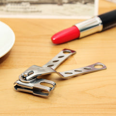 Stainless steel Trimmer Manicure Nail Clipper
