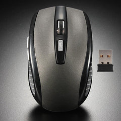 2.4GHz Wireless Cordless Optical Mouse Five Color